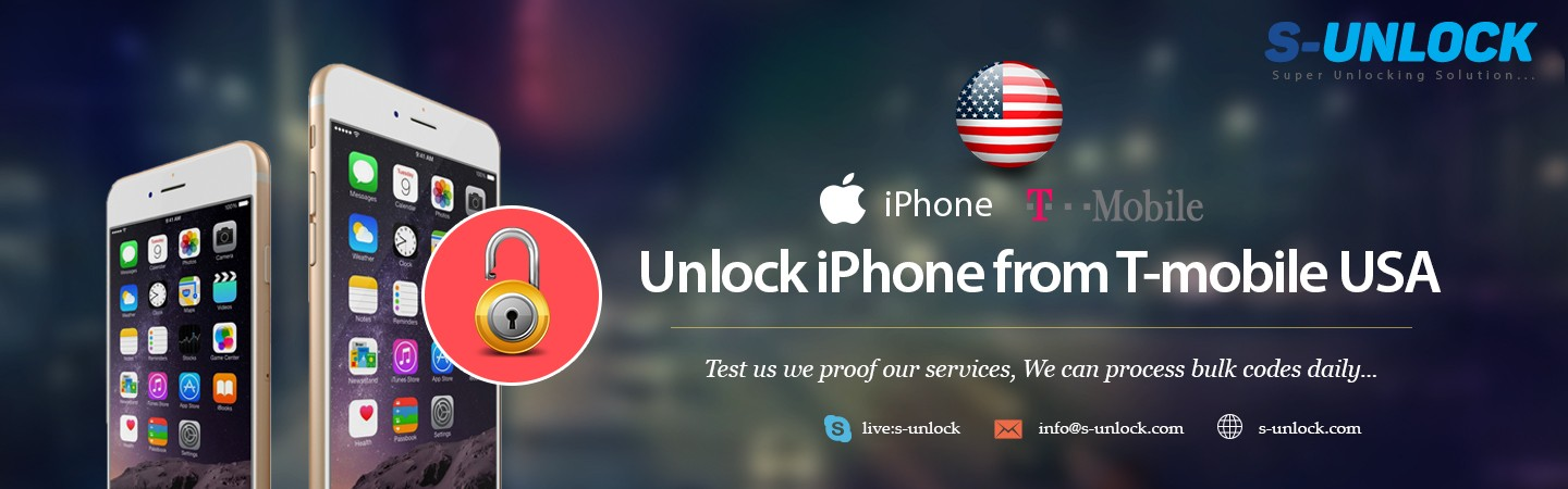 Unlock iPhone T-Mobile